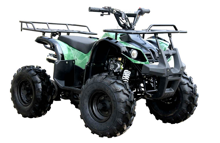 coolster hunter  midsize atv cc atv