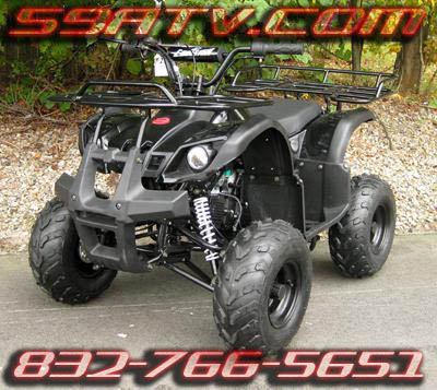 125cc Coolster Hunter 6 Kids Atv Kids Atvs Youth Atv Roketa