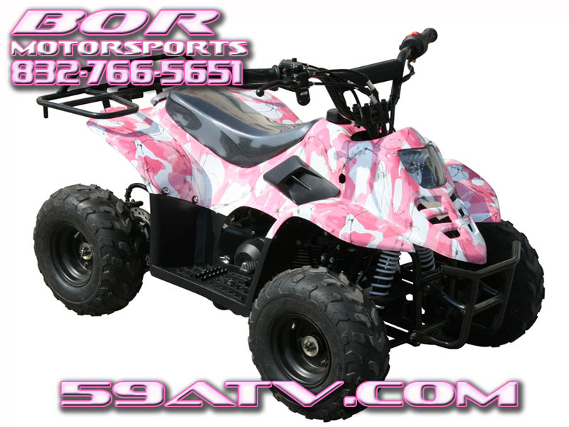 110cc Coolster Kids Hawk Atv Small Four Wheeler Youth Atvs