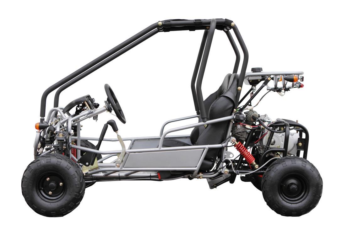 Off Road Go Kart Frame, Manco Dingo 13 hp Off Road Go Kart - KartFab.com