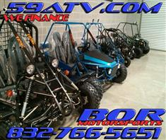 Houston, TX , Atvs, Go Karts, Dirt Bikes, Coolster, 4