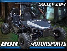 300cc Racing Go Kart