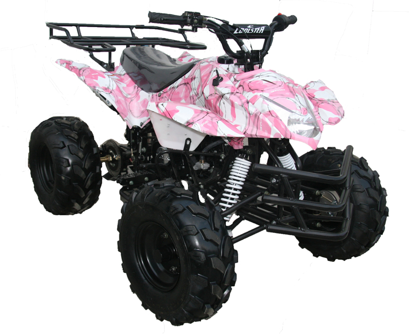 125 cc shark 125cc shark coolster kids atv kids atvs youth. Black Bedroom Furniture Sets. Home Design Ideas